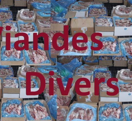 Viandes Divers